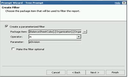 Report Studio Dynamic Report Writing